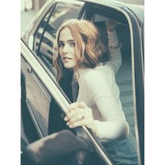 Our Hopes and Expectations ❤ liked on Polyvore featuring zoey deutch