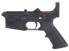 SPIKES TACTICAL Complete #AR15 Lower Receiver w/o Buttstock includes trigger/hammer group and all other internal components ready for the receiver extension and buttstock of your choice. #Rifle #2A