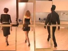▶ Cours de tango Argentin Milonga (5/9) - Les pointes dansé avec contre temps - YouTube