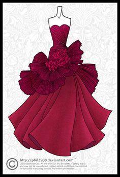 Valentine's Flamboyancy by anotherphilip.deviantart.com on @deviantART