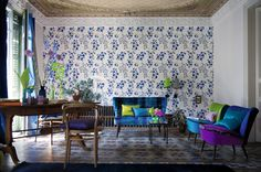 Designer Guild room