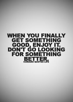 people should understand this!!! everythng was normal until she left for something new. go ahead girl but do take care