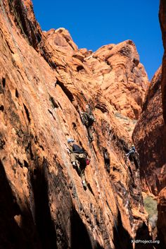 Black Corridor/ Red Rocks, NV  Best climbing area ever!!! Love it there =)