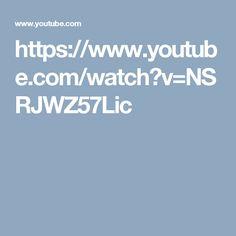 https://www.youtube.com/watch?v=NSRJWZ57Lic