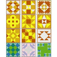 Quilt blocks, Traditional and Warm on Pinterest : traditional quilt blocks - Adamdwight.com