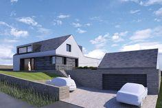 0149 Derbyshire Passivhaus | bridge architects