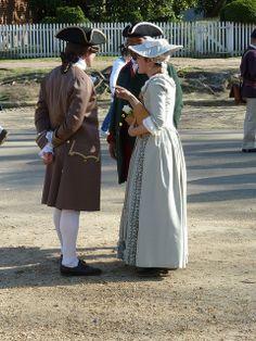 Revolutionary City, Colonial Williamsburg by Fashionable Frolick, via Flickr
