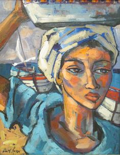 South African Painter Art Pictures, Portrait, African, Artist, Faces, Painting, Image, Modern, Classical Art