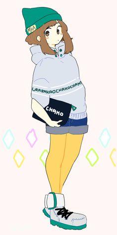 Uraraka Ochako // Boku no Hero Academia // My Hero Academia
