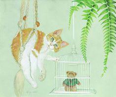 Artwork by Lyn Estall