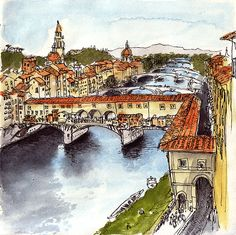 Ponte Vecchio viewed from the Uffizi | Flickr - Photo Sharing!
