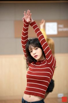 Photo )) Behind the Photos of AOA's 1st Concert Practice