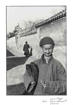HENRI CARTIER-BRESSON (1908-2004) | Beijing, China, December 1948 | Photographs Auction | 1940s, Photographs | Christie's