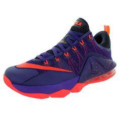c0161bbaec8d Nike Men s Lebron Xii Low  Brgh Cv  L Basketball Shoe Shoes Outlet