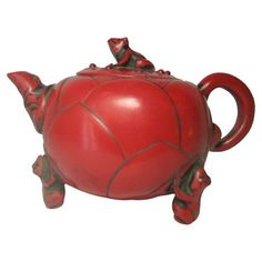 Yixing Teapots are so cute. .