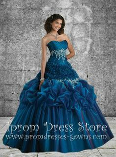 Ball Gown Strapless Neckline Floor length Sleeveless Organza Quinceanera Dress with Beading