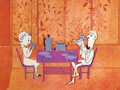 50s animation design book update