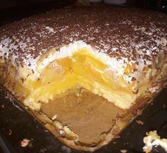 Ennek a sütinek senki sem tud ellenállni, megéri kipróbálni! Torte Cake, Salty Snacks, Hungarian Recipes, Baking And Pastry, Winter Food, Fudge, Food To Make, Cheesecake, Deserts