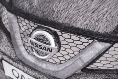 Kingston University students create groundbreaking 3D pen sculpture of Nissan…