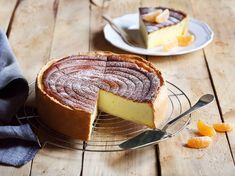 Tarte au fromage blanc de brebis Thermomix Desserts, Flan, Camembert Cheese, Cheesecake, Panna Cotta, French Toast, Muffins, Pudding, Dairy