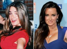 Kyle Richards: Then and Now #RHOBH