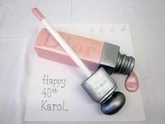 Dior lipgloss cake