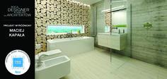 Kolejny projekt, wyróżniony w konkursie Roca Designer, należy do Macieja Kapały. W kreatywny i funkcjonalny sposób zaprezentował on produkty ROCA, przenosząc użytkownika łazienki na łono natury.W projekcie zostały użyte produkty z powłoką MAXI CLEAN.