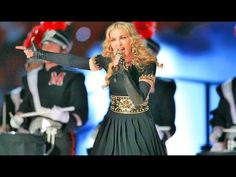 Madonna Super Bowl 2012 Full Song At Live - YouTube Losing My Religion, The Weeknd, Gossip News, Greatest Songs, Sports News, Madonna, How To Memorize Things, Punk, Movies