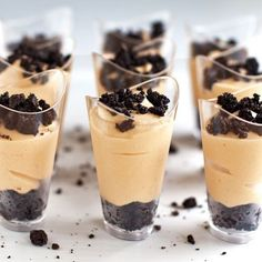 15 Dessert Pudding Shots & Bridal Shooters for your Wedding!| Confetti Daydreams – Wedding Blog