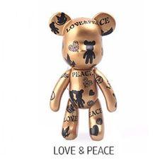 Popobe Bear Cute Character Car Vehicle Vent Clip Air Freshener - Love &…