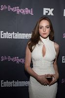 Elizabeth Gillies  EW After Dark Party for FXs Sex&Drugs&Rock&Roll in Austin June 2016 June 14 2016 at 09:41AM