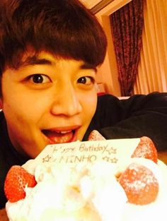 Shinee Minho, Lee Taemin, Jonghyun, Akdong Musician, 24th Birthday, Happy Birthday, Choi Min Ho, Kpop, Bigbang