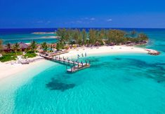 Kokomo island, the most exclusive place in Bahamas