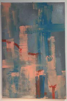 Blue II, copyright Jess Barnett, 2015. SOLD.