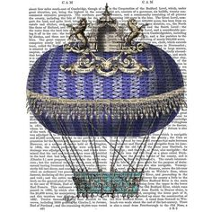 FabFunky Baroque Balloon with Temple Print ($45) ❤ liked on Polyvore featuring home, home decor, wall art, purple, purple wall art, paper wall art, hot air balloon wall art, baroque home decor and purple home accessories