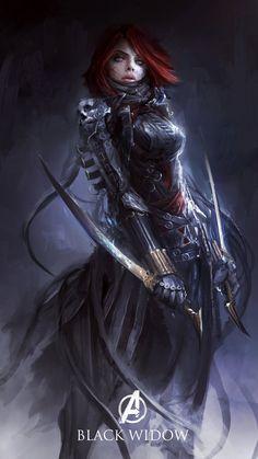 Black Widow by theDURRRRIAN