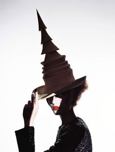 Eugenia Volodina by Richard Burbridge for Vogue Italia