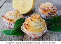 Rose di sfoglia al limone ricetta dolce veloce vickyart arte in cucina