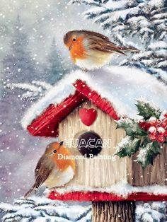 Christmas Scenes, Noel Christmas, Christmas Animals, Christmas Pictures, All Things Christmas, Vintage Christmas, Christmas Crafts, Christmas Decorations, Christmas Ornaments