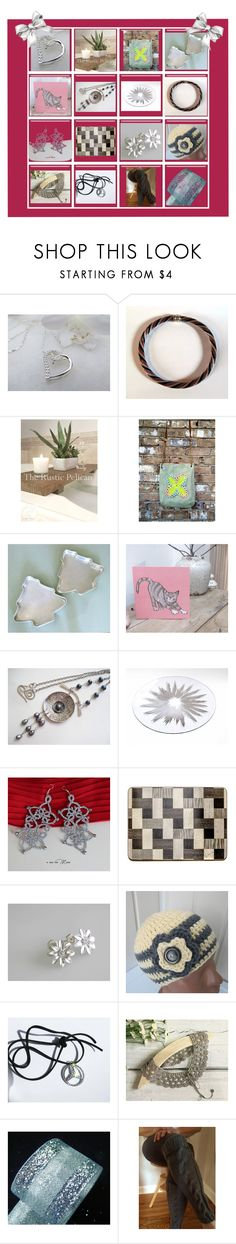 """""""Shine On"""" by cozeequilts ❤ liked on Polyvore featuring CAVO and rustic"""