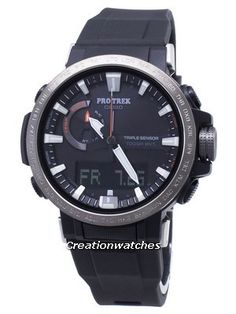 Solar Movement, Mineral Crystal, Black Dial, Double LED Light, Low Temperature Resistant, Time Calibration Signal Reception, The Auto Hand Home Position Correction, Digital Compass, World Time. Seiko 5 Sports Automatic, Seiko Automatic, Seiko 5 Military, Casio Protrek, Countdown Timer, Black Crystals, Casio Watch, Compass, Watches For Men