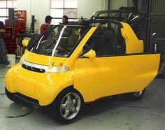 Prototypes built for Mercedes Benz Mercedes Smart, Mercedes Benz, Smart Fortwo, Smart Car, Maybach, Concept Cars, Automobile, Mendoza, Vehicles