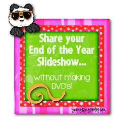 Make and Share Slideshows using iPhoto and Dropbox