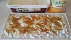 İzmir Tire'de öğrendiğim unlu sos, patlıcana harika bir lezzet veriyor. Herkesin yaptığı bilinen bir meze; yoğurtlu patlıcan. Bir de böyle deneyin vazgeçemeyeceksiniz. Afiyet olsun.