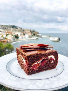 Çikolatalı Vişneli Pasta( Falez Kek) – Falez Kitchen
