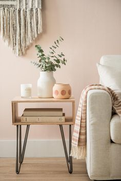 How to Build and Style a Side Table (Magnolia Homes) Living Room Furniture, Living Room Decor, Home Furniture, Rustic Furniture, Modern Furniture, Antique Furniture, Furniture Stores, Living Room Side Tables, Furniture Buyers