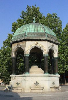 Istanbul: German Fountain | Flickr - Photo Sharing!
