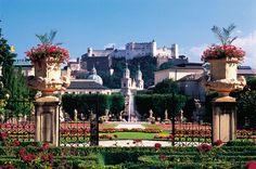 Bilder Salzburg Stadt