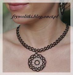 Frywolitki | Czyli koronkowa biżuteria i nie tylko...