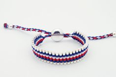 Valentines Day Sale Link Friendship Bracelet - London Olympic - (One Direction) on Etsy, £8.40